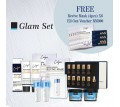 Cailyna Glam Set - 2 Cleanser, 2 Cooling Cream, 2 Eliixir 10-pc, 2 Mask, 2 Mist Spray, Free 6 Mask, Voucher RM300