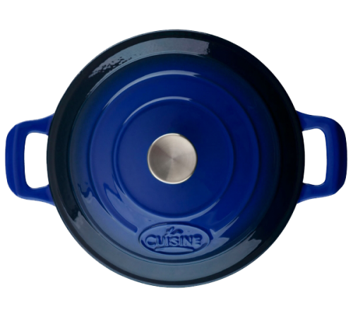 Low Casserole 28cm - BLUE