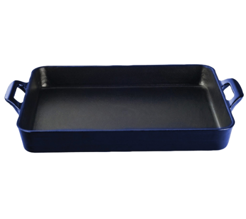 Roaster Tray 34cmx26cm - BLUE