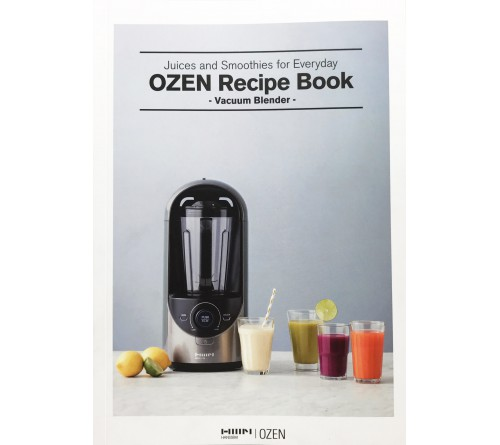 Ozen Recipe Book (English)